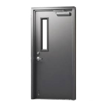 Thermal Insulation Palusol 4 Panel Fire Door Between Garage And House