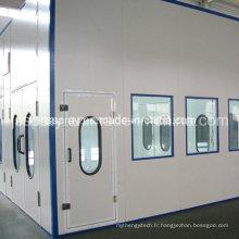 Cabine de peinture de jet de machine faite sur commande supérieure de Spl-C
