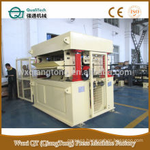 HPL back sanding machine/high pressure laminate brushing machine/HPL grinding machine