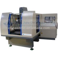 Máquina de gravura JK-6075 do molde do metal do CNC com software compatível de CAD / CAM