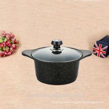 aluminium boiling pan