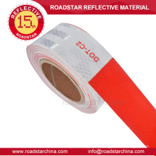 High Visibility DOT-C2 Reflective Conspicuity Tape For Vehicles