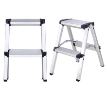 Alu Step Ladder Household Ladder Folding Multi-purpose Steps On Both Sides