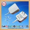 High quality CE CB SAA KC GS 12V 500mA AC DC Power Supply Adapter