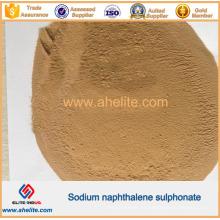 Naftaleno Superplastificante Agente reductor de agua para la mezcla de hormigón