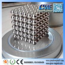 Neodym-Erde Magnete Material des Magneten Seltene Erde Magnet Bälle