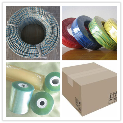 300V 200C Fiberglass Braided Wire