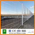 Professional factory directly sale wire mesh fence for backyard/black welded wire fence mesh panel