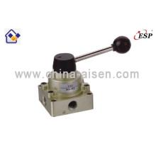 Válvulas solenoides neumáticas ESP HV K34 válvulas de conmutación manual
