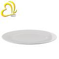 """Custom printing restaurants items melamine 12"""" dinner oval plate"""
