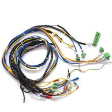 Componentes originais do cabo da força motriz