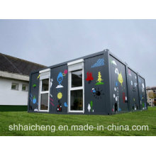 Modular Classroom/Prefab Kindergarten/Modified Teaching Stadium (shs-mc-aducation001)
