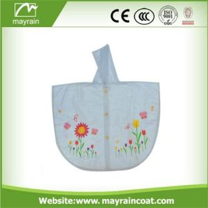 Breathable Pvc Regen Poncho Kinder