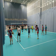 Enlio PVC Volleyball Cour étage