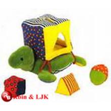 ICTI Audited Factory education baby plush toy