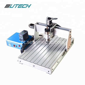 Copper Carving CNC Router for Soft-metal Industry