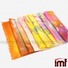 Plain Design Pashmina Shawl Manufacturer