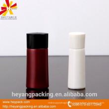 20ml PE fragrant facial cream plastic dosing bottle