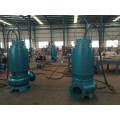 Высокая эффективность засорения погружные центробежные оросительной воды насос