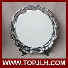 Décoration de la maison Sublimation aluminium plaque Photo 8 pouces