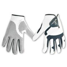 Hochwertige PU Golf Handschuh Farbige Golf Handschuhe (512129)