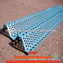 Azul gemelo de alta calidad tipo red del polvo del viento con precio competitivo (fabricación)