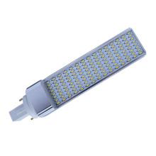2 контакта / 4 контакта 13w G24 кукурузные огни привели лампа лампы SMD 3014 с 280K-6500K