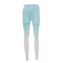 Ladies Yoga Wear High Waisted Women Sports Leggings Fitness Yoga Pants Seamless Stretchy Pants Bottom