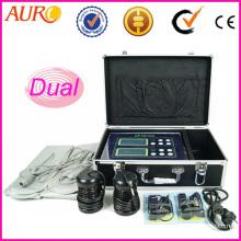 Boxy Dual System Foot SPA Machine para desintoxicación