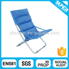 Low Seat Sun Beach Chair with Plastic Connector