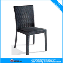 Rattan outdoor furniture dining side chair
