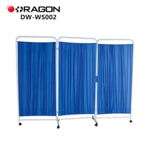 DW-WS002 stainless steel hospital bed screen curtain