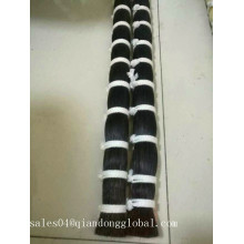 Black Horse Mane Tail Hair For Bow Hair