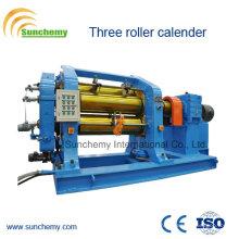 Top Qualified Rubber Three Roller Calender Machine