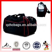 Bolsa de gimnasia más fresca con compartimento para zapatos (ESC-CB018)