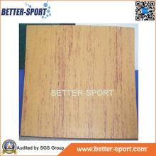 Verriegelungs-EVA-Schaumstoff-Matte in Holzkornfarbe, Holzfarbe EVA Puzzle-Matte