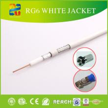 2015 Nouveau câble coaxial à faible perte (RG6)