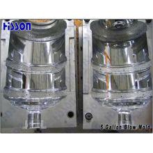 Molde de soplado para botellas de agua de 5 galones