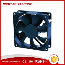 Ventilateur CC 70X70X25, ventilateur de refroidissement à air 24 V, petit ventilateur de refroidissement CC