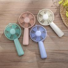 Rechargeable USB Mini Handy Fan With Beautiful Mirror
