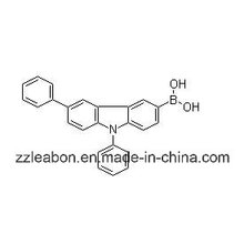 Intermedios B- (6, 9-Diphenyl-9H-carbazol-3-yl) Boronic Acid1133058-06-6