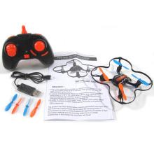 2.4G Mini Small Cheap RC Quadcopter RC Drone с 6-осевым гироскопом USB