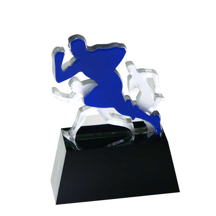 A 1t0052 Best Seller Custom Engraved Running Sports Trophies