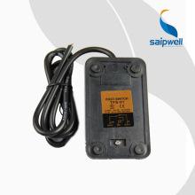 Commutateur à pédale en métal de haute qualité fabriqué en Chine Commutateur à pédale Saip Saipwell Électrique Commutateur à pédale industriel