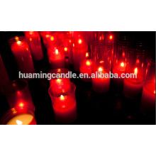 Huaming 7 bougies de jour en gros Exportateurs / bougies d'église à gros piliers