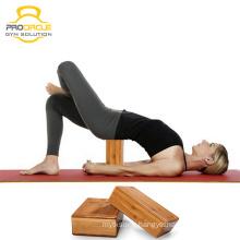 ProCircle Eco-friendly Natural Bamboo Yoga Block