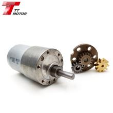 GM37-3530 12v dc low rpm high torque electric motor
