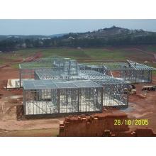 Custom Design Leichte Stahlkonstruktion Villa