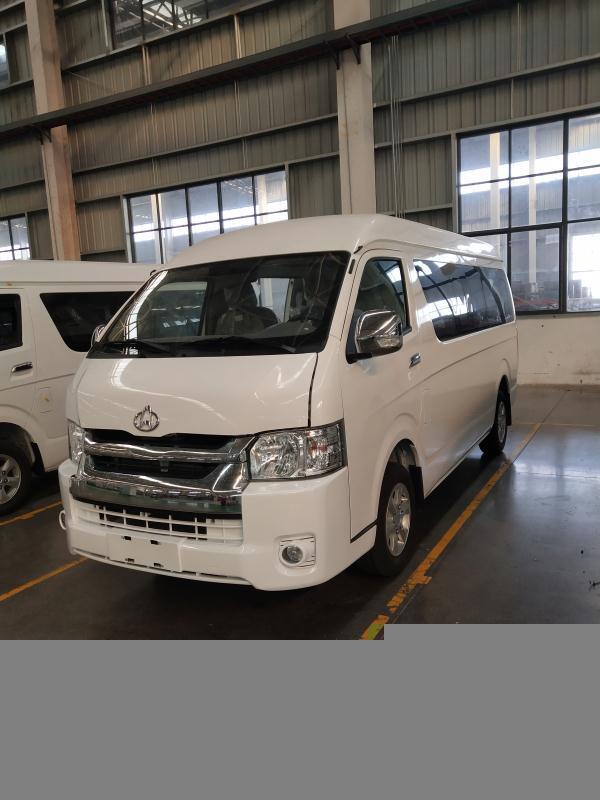15 Seats Mini Van Bus 17