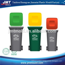 plastic garbage bin injection mould manufacturer